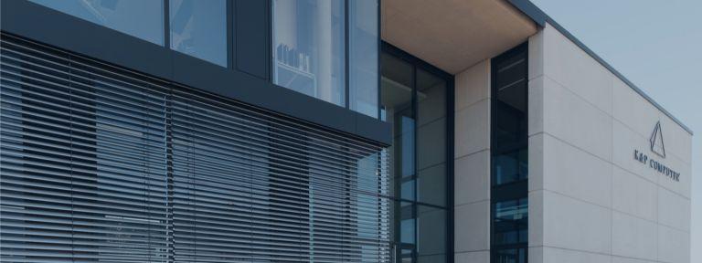 KPC Gebäude Außenansicht