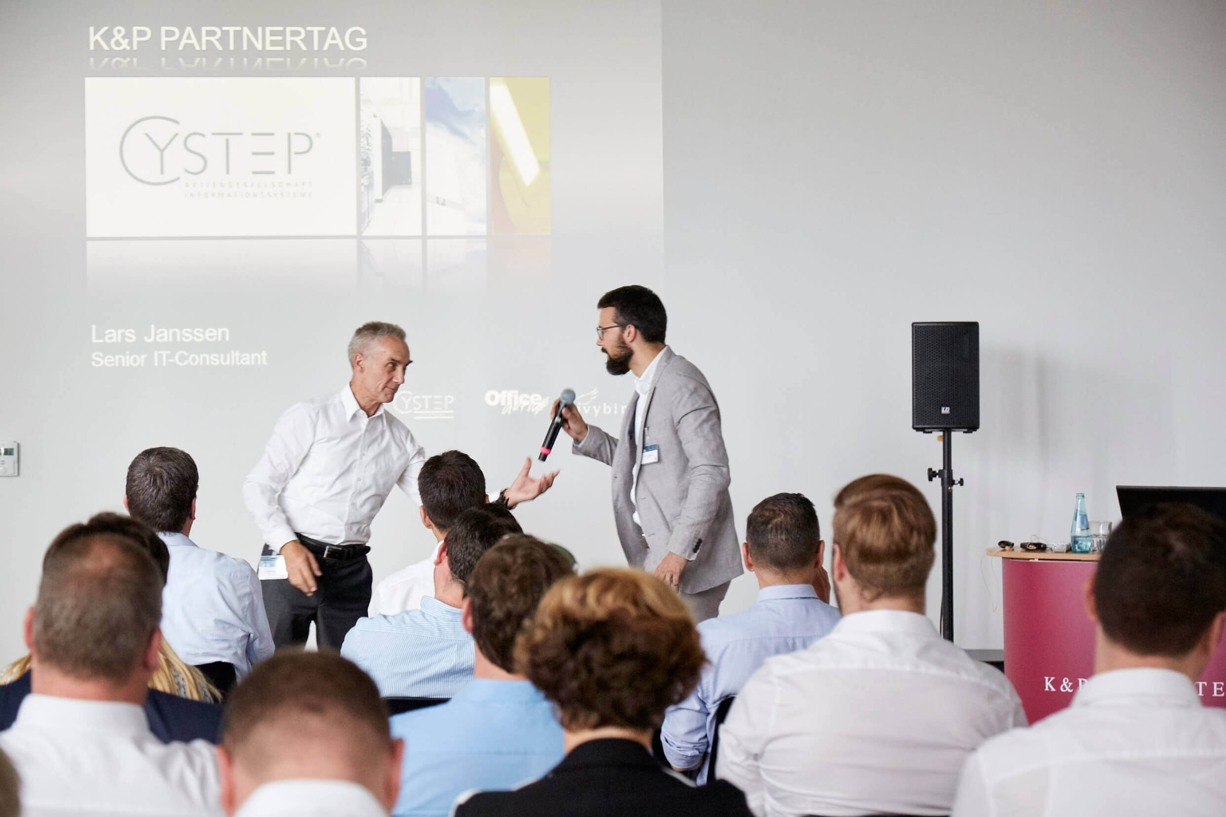 KPC Partnertag Vortrag FTS