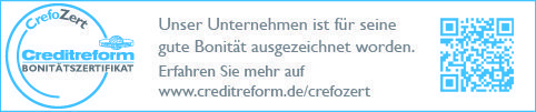 Creditreform Zertifikat