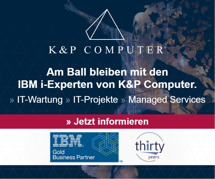 Online-Banner IBMi