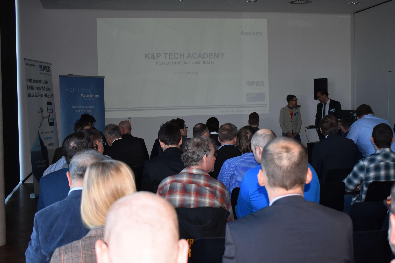 Vortrag der Tech Academy