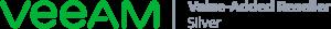 Veeam Silber Partner Logo