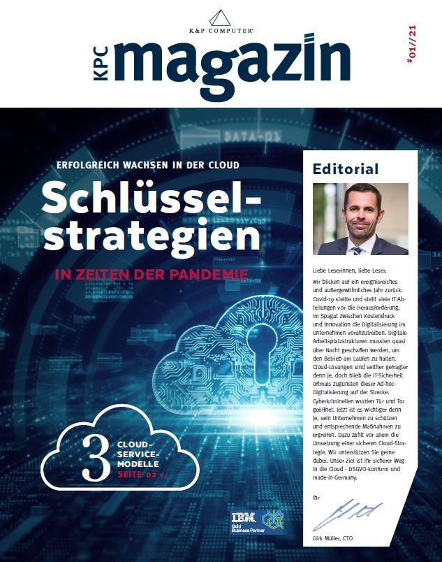 KPC Magazin 01/2021