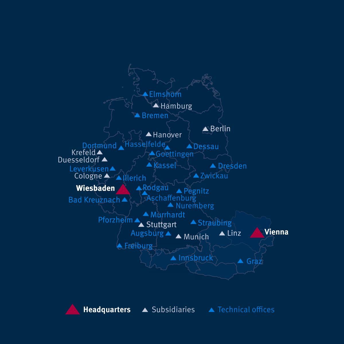 KPC-Locations